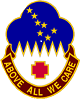 Logo: Bassett Army Community Hospital
